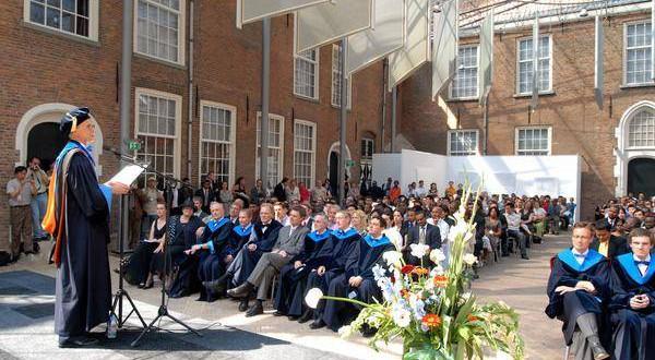 Universiteitsgebouw Delft