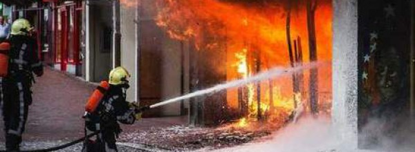 Brandoverslag berekening