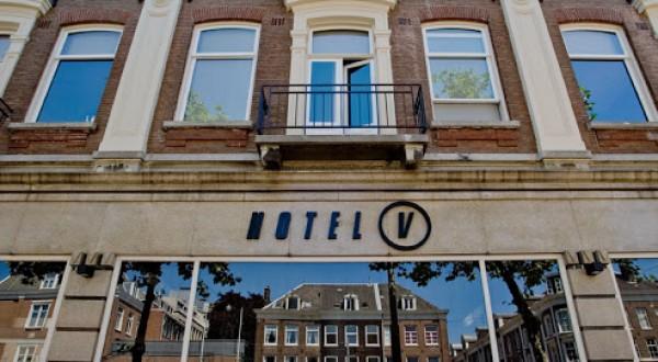 Uitbreiding hotel V Amsterdam