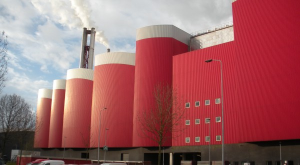 Huisvuilcentrale Alkmaar
